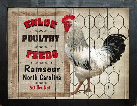 Primitive Rooster Kitchen Decor by Personalized Primitive Rustic Farmhouse Country Kitchen