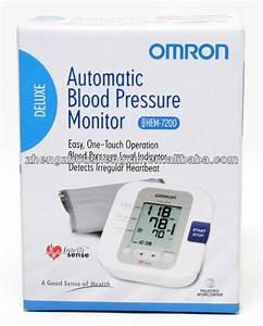 Omron Digital Blood Pressure Monitor Hem-7200 Price