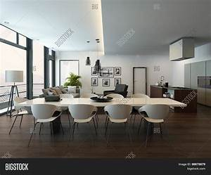 Luxury Modern Apartment Living Room Image & Photo Bigstock