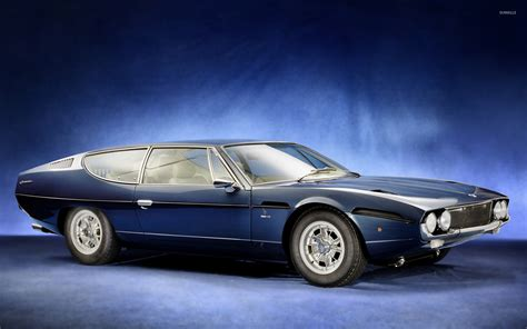 Lamborghini Espada wallpaper - Car wallpapers - #45640