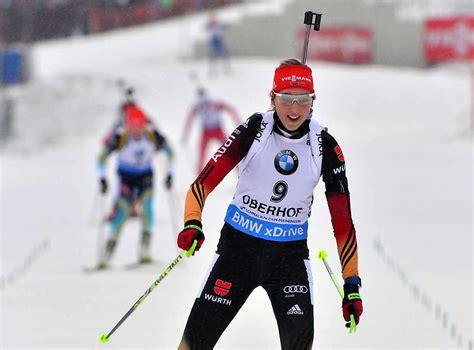 Hier finden sie alle meldungen und informationen der faz franziska preuß: Biathlon: Franziska Preuß auf dem Weg in die Weltspitze ...
