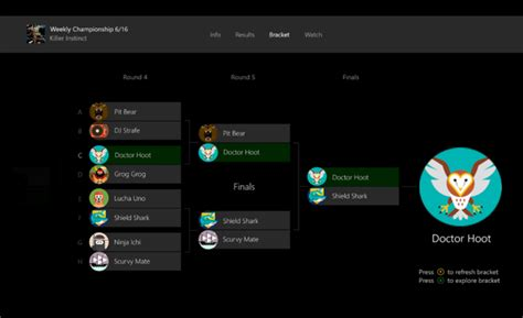 Xbox One Update Brings Custom Gamerpics Console Co Streaming Arena Updates And More Page 2