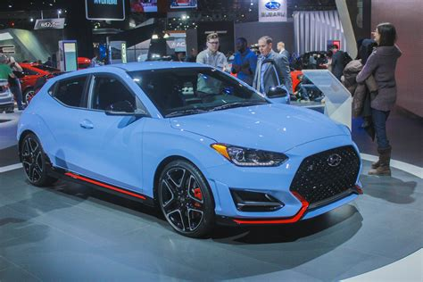 2019 Hyundai Veloster N  Top Speed