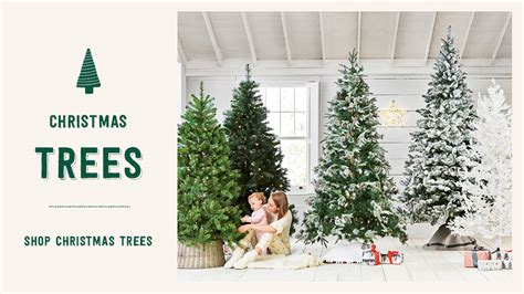 next christmas trees with lights shop decorations next uk