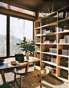 Fantastic, Modern, Library, Design, Ideas