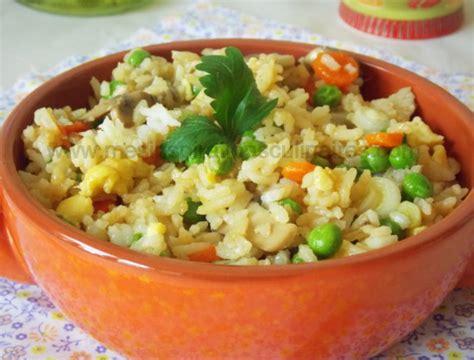 recettes de cuisine asiatique riz façon asiatique facile recette vegetarienne le