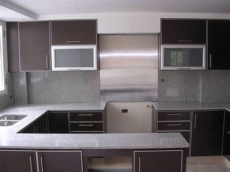 muebles utilizar en una cocina materiales de una