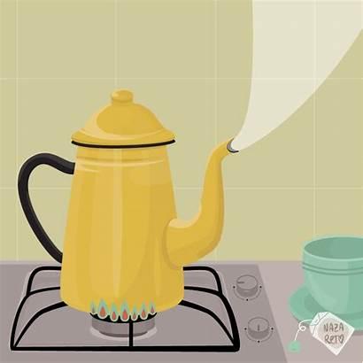 Tea Pot Gifs Giphy Nazaret Escobedo Steep