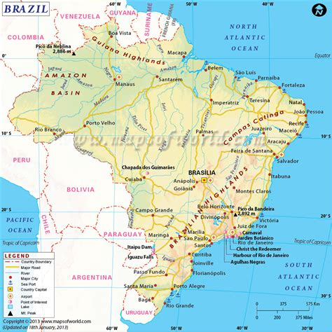 brazil wanna  awaybrazil travel maps brazil map