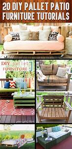 Famous pallet garden furniture ideas pattern landscaping for Homemade furniture tutorials