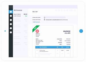 Invoice software online invoicing for small businesses for Zoho invoice download
