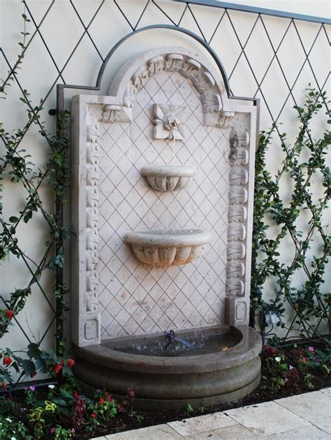 water features for walls outdoor 25 best ideas about outdoor wall fountains on pinterest wall fountains contemporary outdoor