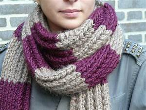 Echarpe Femme Laine : patron tricot foulards red heart explique galerie creation points de tricot echarpe tricot ~ Nature-et-papiers.com Idées de Décoration