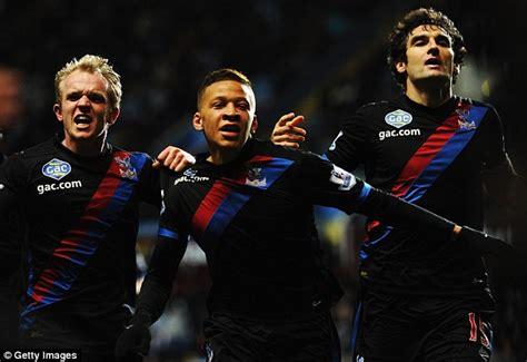Aston Villa 0 Crystal Palace 1 Match report: Dwight Gayle ...