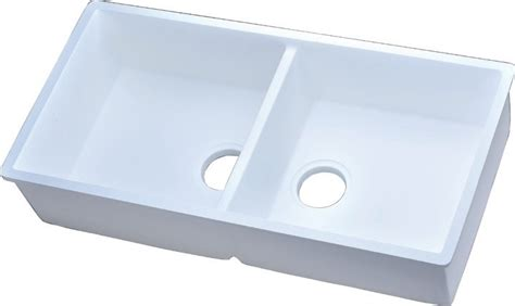 solid surface kitchen sinks dilusso pure acrylic solid surface sink mp880 kitchen