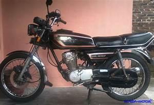 Honda Gl100  Motor Klasik Bermesin Bandel
