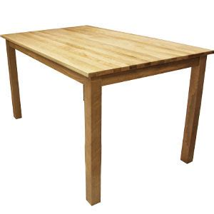 hshire dining table buy cheshire solid dining table at home bargains 1537