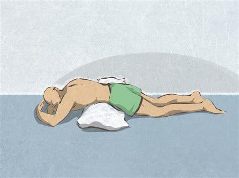 Dormire Senza Cuscino by Come Dormire Se Soffriamo Di Mal Di Schiena Lombare