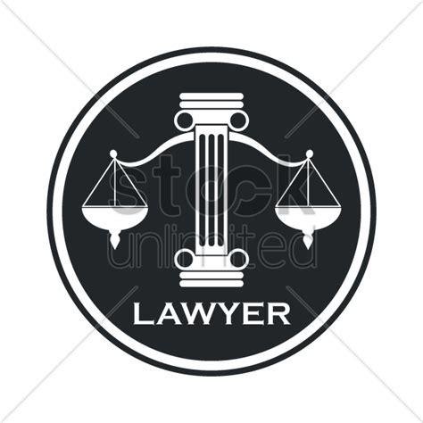 lawyer logo element vector image 1982955 stockunlimited