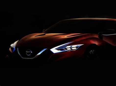 nissan sports car 2014 nissan previews sport sedan concept car body design