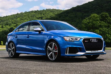 Audi Rs3 by The 2018 Audi Rs3 Is Only Bmw M2 Competitor In Sight