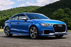 Audi Rs 3 : the 2018 audi rs3 is only bmw m2 competitor in sight gear patrol ~ Medecine-chirurgie-esthetiques.com Avis de Voitures