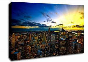 new york city colors architecture canvas stretched canvas With kitchen colors with white cabinets with new york city wall art canvas