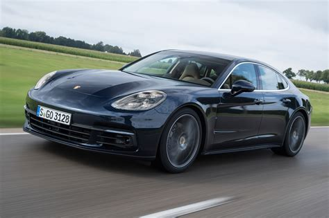 Porsche Car : Porsche Panamera 4s Diesel (2016) Review By Car Magazine