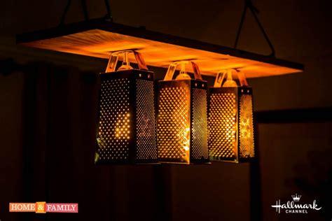 Kitchen Grater Lights by Diy Cheese Grater Kitchen Lights Hemmis