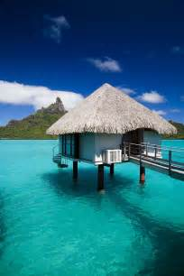 50 Best Overwater Bungalow Photos From Tahiti Exotic