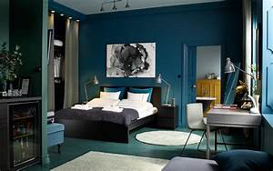 Mens bedroom ideas ikea sl interior design for Awesome and modern ikea small bedroom designs ideas