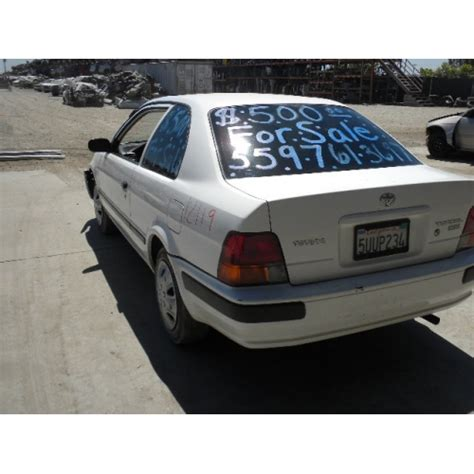 Toyota Tercel Parts by Toyota Tercel Interior Parts