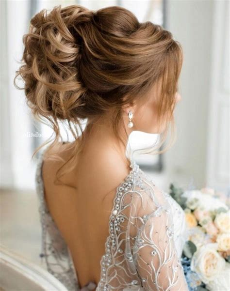 Coiffure Mariage Cheveux Mi Longs Lisse