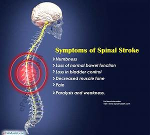 Pictures  Spinal Stroke Prognosis