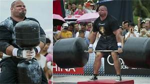 This is the monster diet of World's Strongest Man Brian ...
