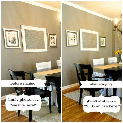 Decorating Ideas To Sell Your House by Some Staging Suggestions For How Depersonalize Your Home