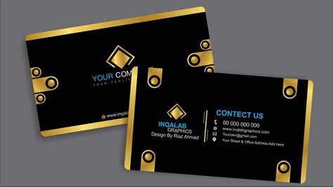 vector images visiting card design psd  cdr