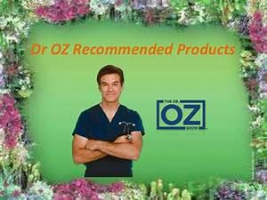 """""""The Dr. Oz Show"""" recommendation - Ez-HealthSolutions"""