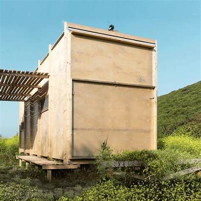 Cabin Walls Architecture Border Moving Shelter Grid