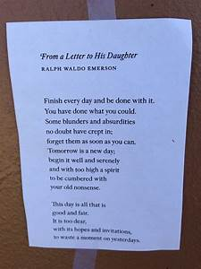 from a letter to his daughter poem elf With father s letter to daughter on wedding day