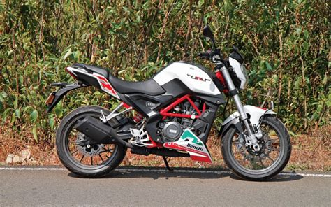 Benelli Tnt 25 Image by Review Benelli Tnt 25 Bike India