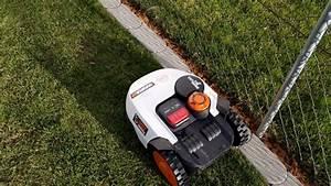 Worx Rasenmäher Roboter : worx landroid wr106si f hrt erfolgreich nach hause youtube ~ Orissabook.com Haus und Dekorationen
