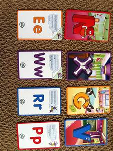 leapfrog counting curls With leapfrog letter cards
