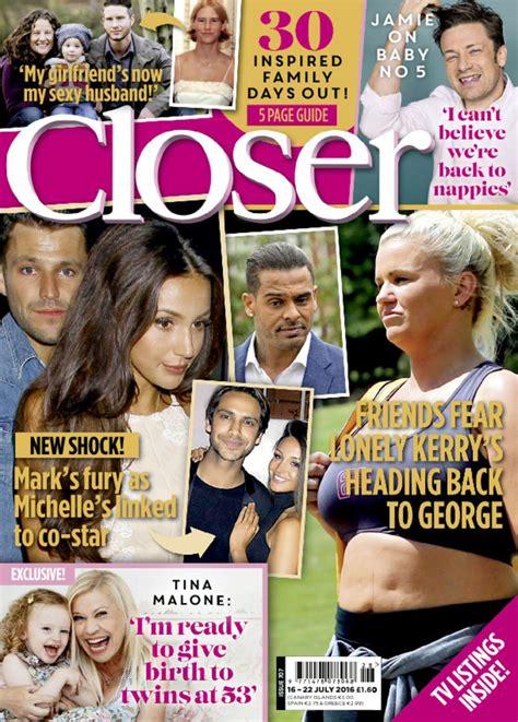 Closer Magazine - DiscountMags.com