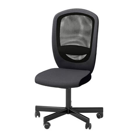 Chair Ikea Prezzo by Flintan Sedia Da Ufficio Vissle Grigio Ikea