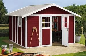 Gartenhaus Kunststoff Grosfillex : grosfillex gartenhaus deco h 11 kunststoff 315x355cm rot bei ~ Whattoseeinmadrid.com Haus und Dekorationen