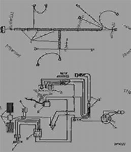 Cab Wiring Diagram  01f18  - Picker  Cotton John Deere 9965 - Picker  Cotton