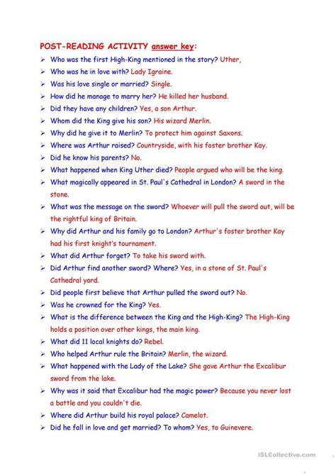 freak the mighty worksheets worksheets for all
