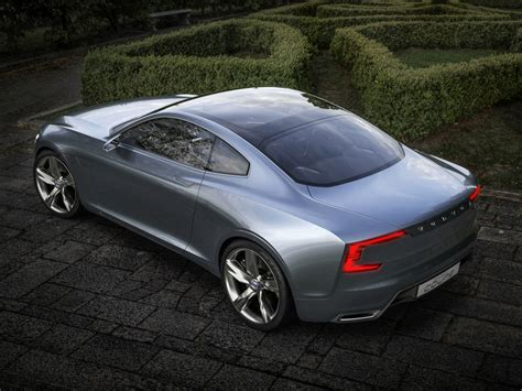 volvo  coupe  considered  production