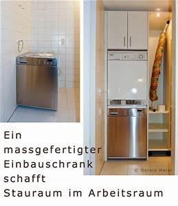 Regal Für Waschmaschine : wir renovieren ihre k che einbauschrank f r waschmaschine und trockner ~ Markanthonyermac.com Haus und Dekorationen